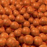 Basketball ball pool Royalty Free Stock Photo