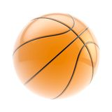 Basketball ball render isolated Stock Photo