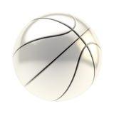 Basketball ball render isolated Stock Image