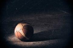 Basketball ball. Sport shot objects Stock Photos