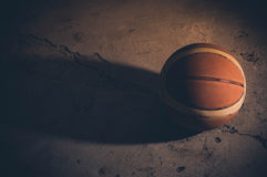 Basketball. Ball sport shot objects Royalty Free Stock Image