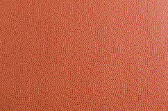 Basketball ball texture. Wallpaper. Close up Stock Image