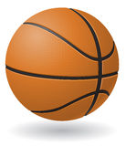 Basketball ball vector illustration Stock Photo