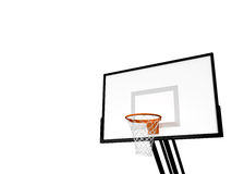 Basketball Basket Royalty Free Stock Photo