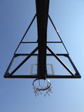 Basketball Basket net Stock Photo