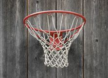 Basketball basket Royalty Free Stock Image
