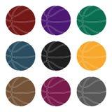 Basketball.Basketball single icon in black style vector symbol stock illustration web. Basketball.Basketball single icon in black style vector symbol stock vector illustration