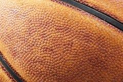 Basketball-Beschaffenheits-Hintergrund Lizenzfreies Stockbild