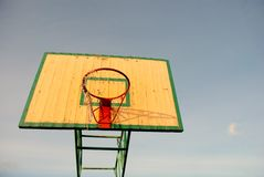Basketball board Stock Photos