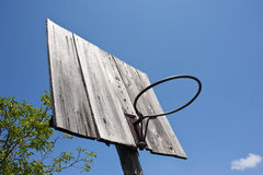Basketball board Royalty Free Stock Photos