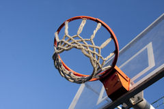 Basketball board royalty free stock image
