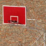Basketball board Stock Photo