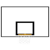 Basketball board Stock Photography