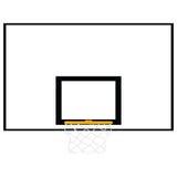 Basketball Board Stock Photography
