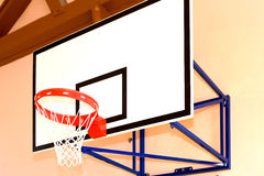 Basketball board Stock Image