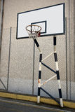 Basketball board and rim Royalty Free Stock Image