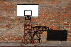 The basketball board Royalty Free Stock Photos