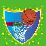 Basketball card Stock Image