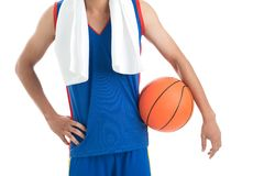 Basketball champion Stock Images