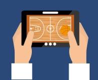 Basketball championship Stock Photography