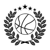 Basketball championship Royalty Free Stock Image