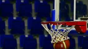 Basketball Championship stock video footage
