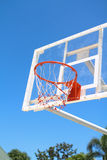 Basketball church Royalty Free Stock Images