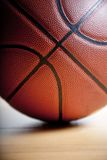 Basketball close-up Stock Photo