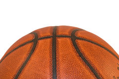 Basketball Close-up Isolated Royalty Free Stock Photos