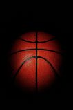 Basketball close up Royalty Free Stock Images