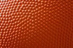 Basketball close up shot or texture Stock Photo