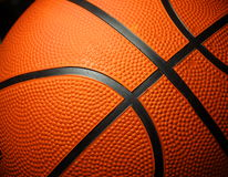 The basketball Royalty Free Stock Image