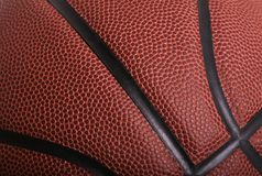 Basketball Closeup Stock Photos