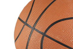 Basketball Closeup Royalty Free Stock Image