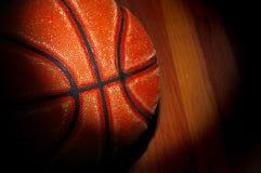 Basketball closeup Royalty Free Stock Photos