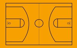 Basketball Court stock photos