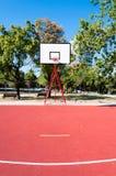 Basketball court Royalty Free Stock Photo
