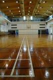 basketball court Στοκ φωτογραφία με δικαίωμα ελεύθερης χρήσης