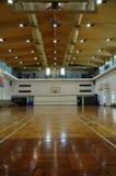 basketball court Στοκ Φωτογραφίες