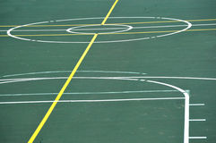 Free Basketball Court Royalty Free Stock Images - 52118299