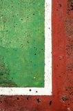 Basketball Court Background 3. Basketball Court Background green and red royalty free stock photos