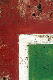 Basketball Court Background 2. Basketball Court Background red and green royalty free stock images