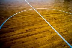 Basketball court Royalty Free Stock Image