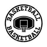 Basketball design Royalty Free Stock Photography