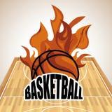 Basketball design. Basketball digital design, vector illustration 10 eps graphic Stock Photo