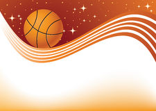 Basketball design element Stock Photo