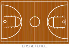 Basketball design Royalty Free Stock Images