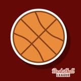 Basketball design Stock Image