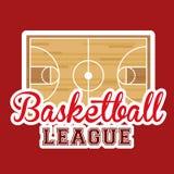 Basketball design Royalty Free Stock Image