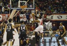 Basketball Emporio Armani 7 Stock Image